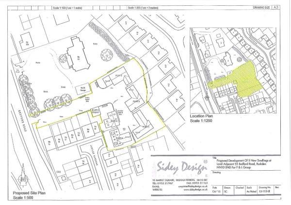 Clifton Court Site -