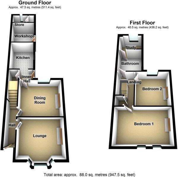 11 East Grove - 2003