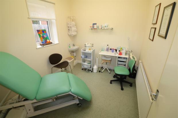 Treatment Room One