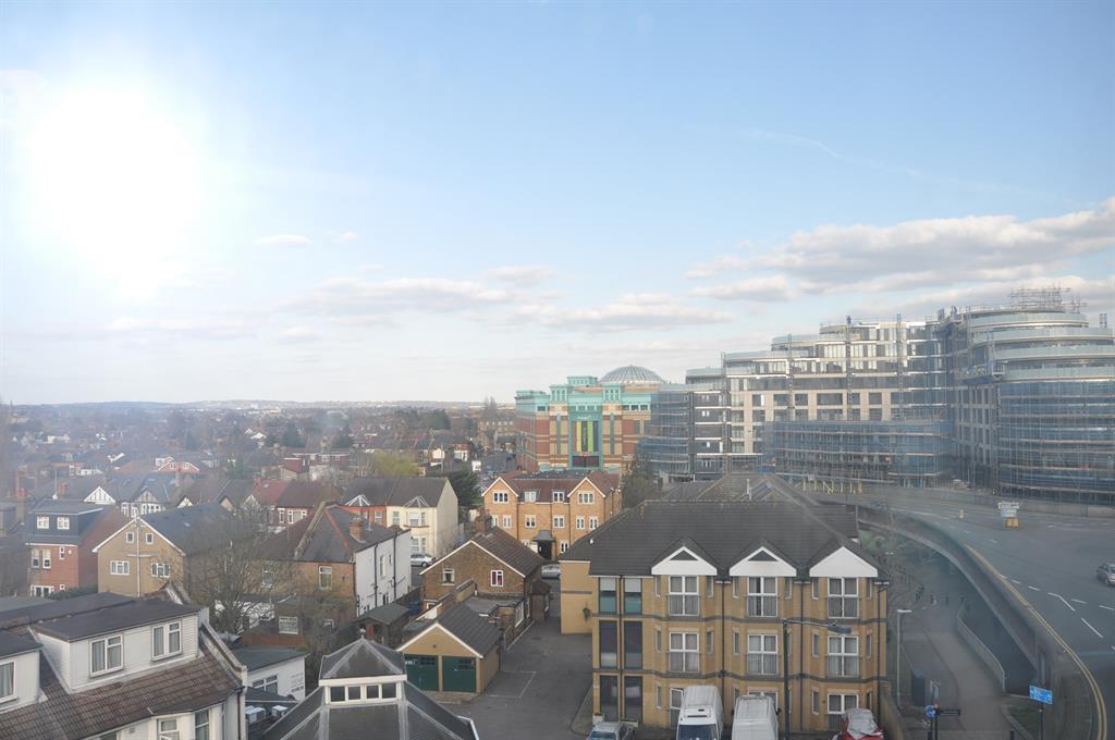 Overlooking Harrow