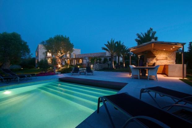 Night Shot Pool