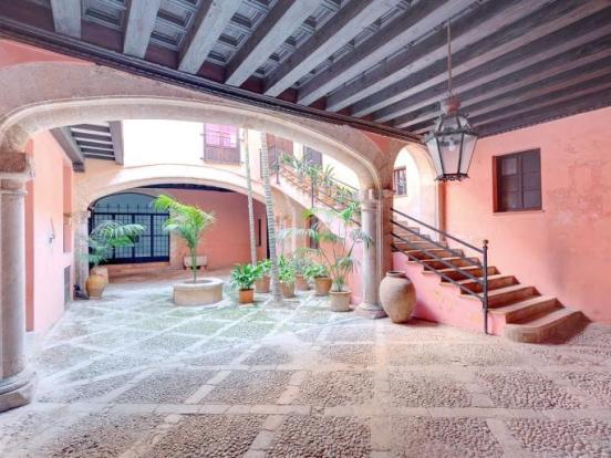 patio entrance