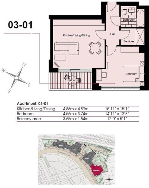 Plot 0301 Floorplan.