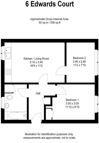 Floorplan - Edwards