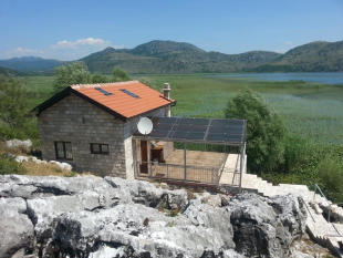 2 bedroom house in Virpazar