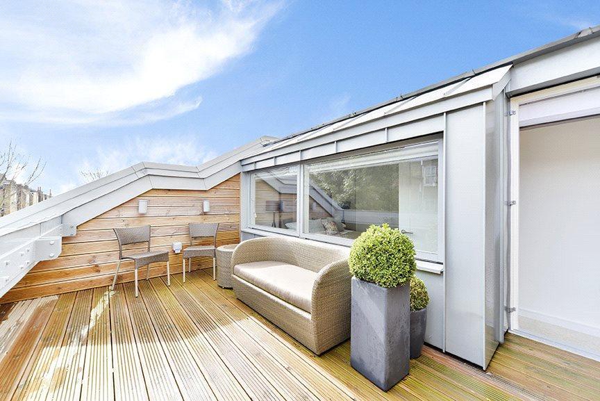 Roof Terrace : W9