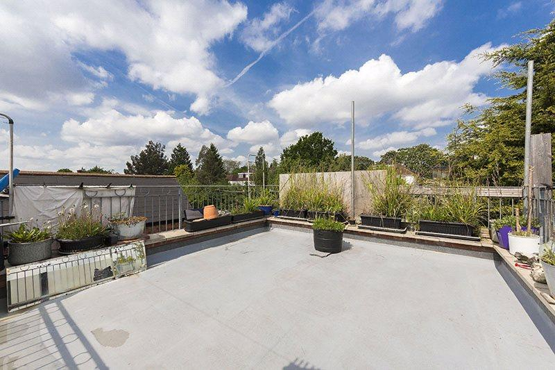 Roof Terrace : Nw6