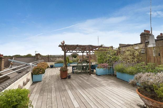 Roof Terrace  : Nw10