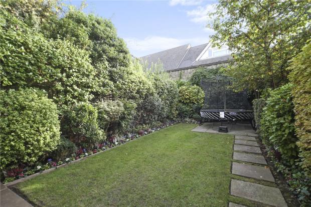 Garden : Nw6