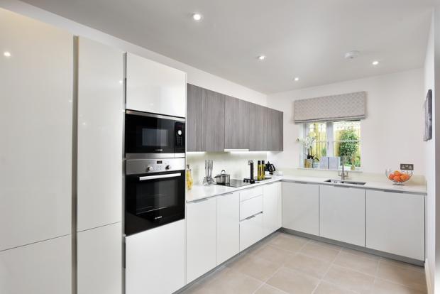 Indicative kitchen