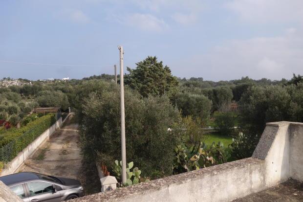 View to acess lane