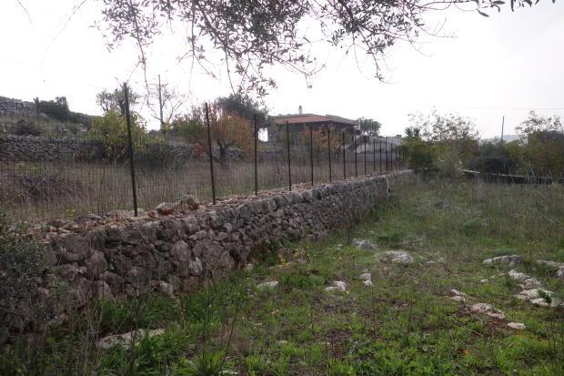Fina stone walls