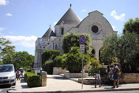 The trullo church