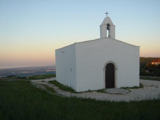 The Impalata chapel