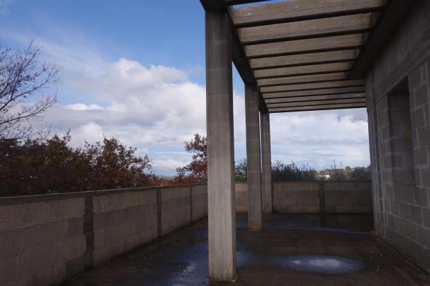 The terrace & patio
