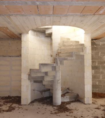 Staircase ground fl