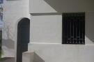 View to kichen door