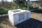 Water cistern