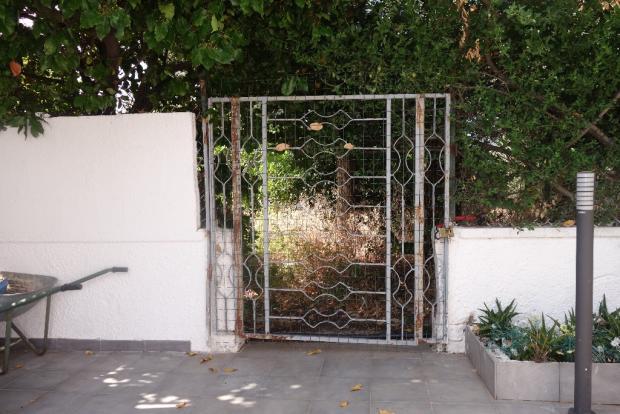 gates to west garden
