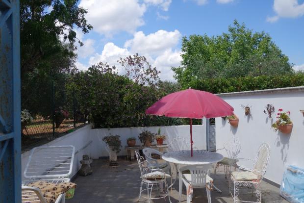 1. private terrace