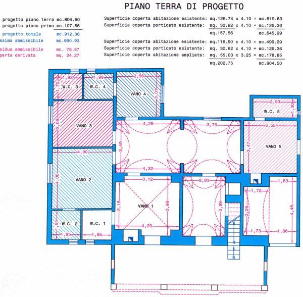 Ground floor propose