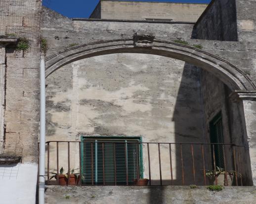 Terrace of 1st floor