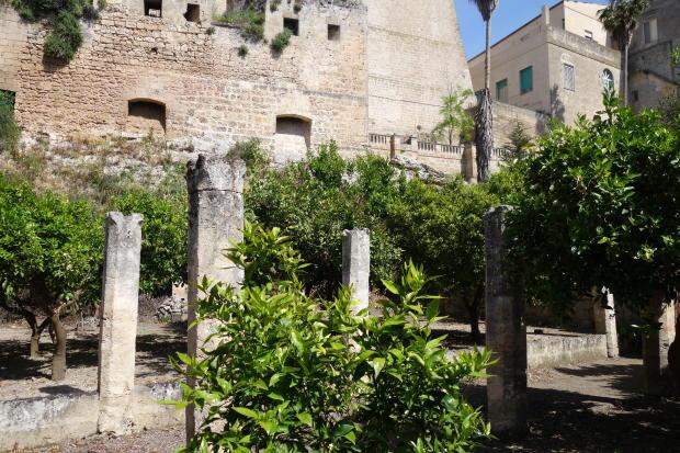 Fredric II Castle