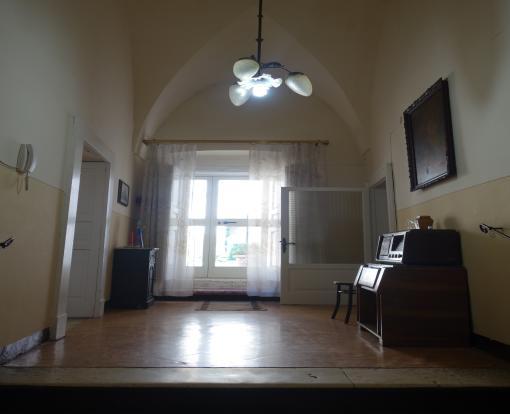 Upper hallways