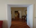 Apartment hallways