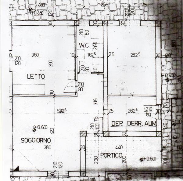 Main house floor pla