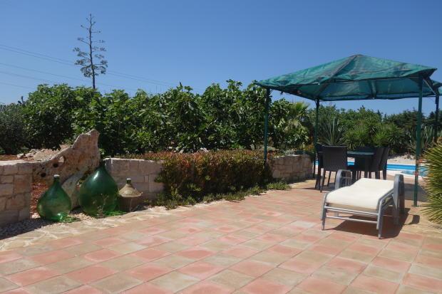Great  terrace area