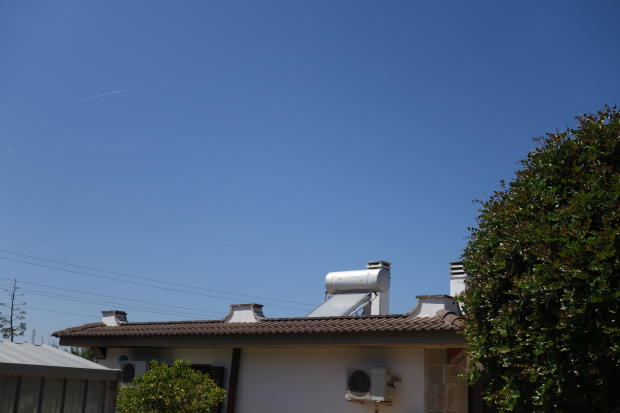 High tech roof