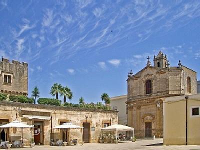 San Vito old town