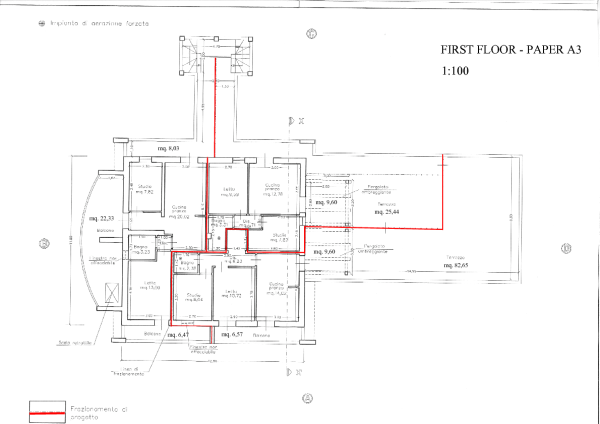 1st floor 3 apart