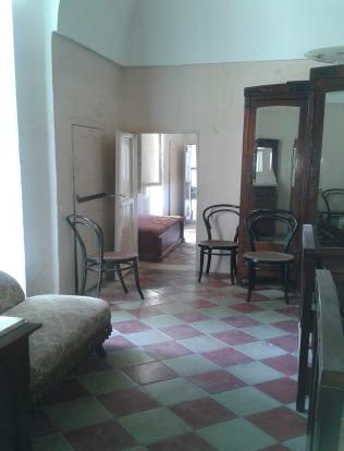 View to kitchen