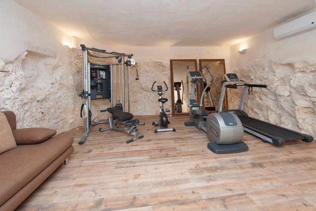 The A/C gym