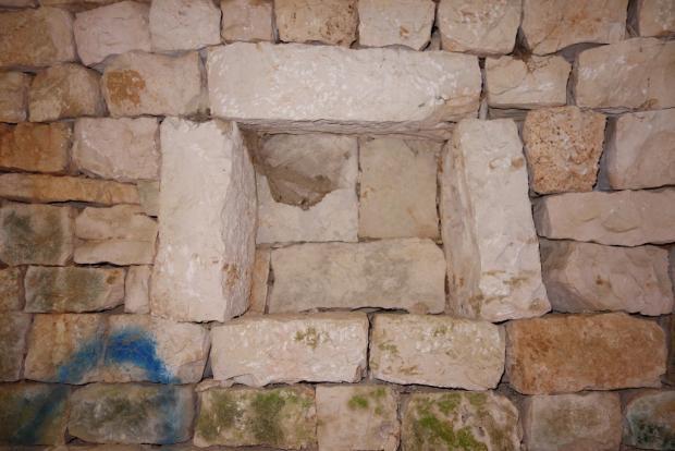 Wall niche 3