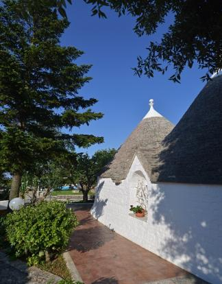 Trullo detail