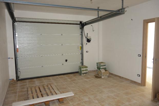 Inhouse garage