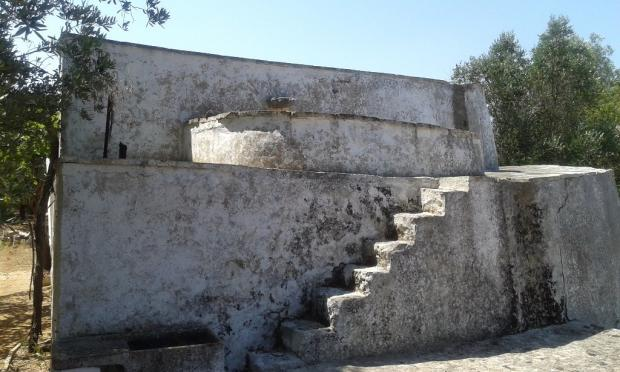 Steps to roof