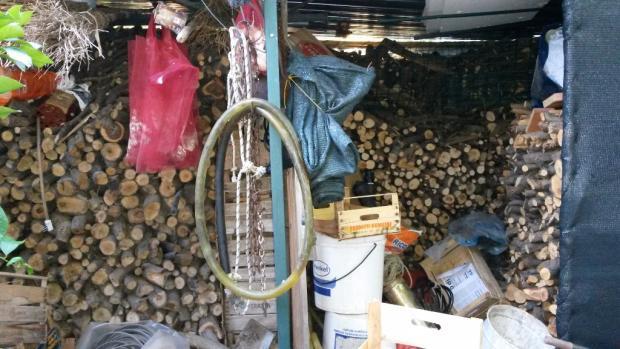 Outdoor stoage