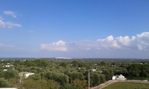 Views to Carovigno