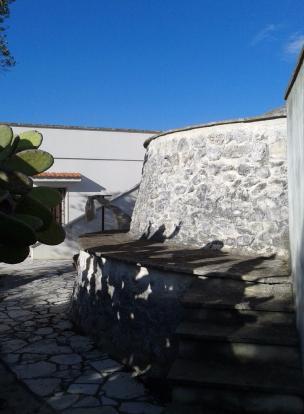 Trullo and villa