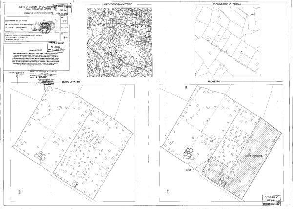 Land map of property