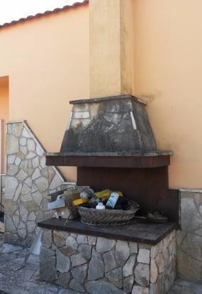 Fire palce