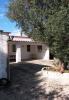 terrace to villa ent