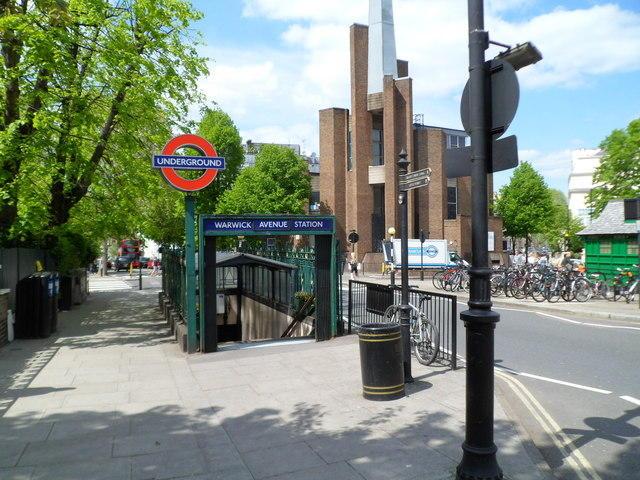 Warwick Ave Stn