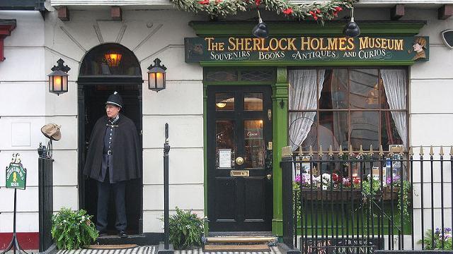 Sherlock Holmes Musem