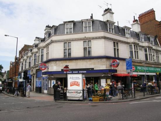 Finchley Road