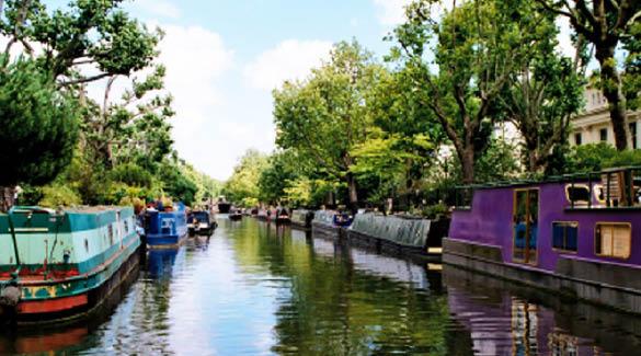 Little Venice Canal